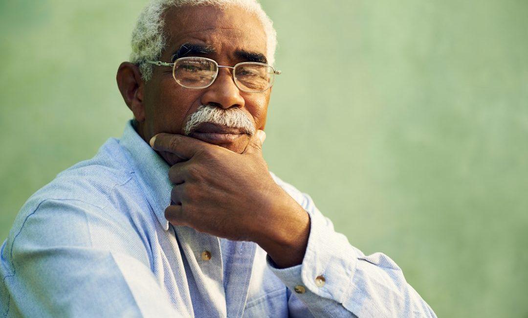 african-american-senior-person