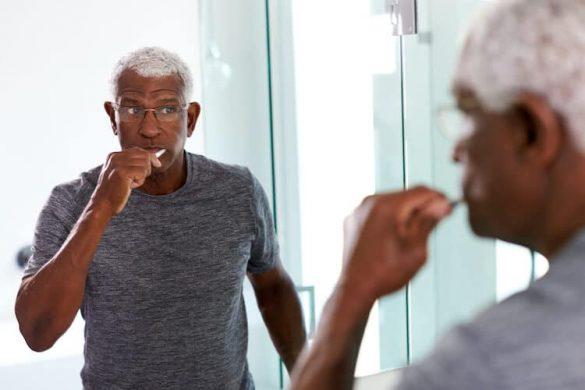 elderly hygiene